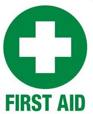 *FIRST AID KIT