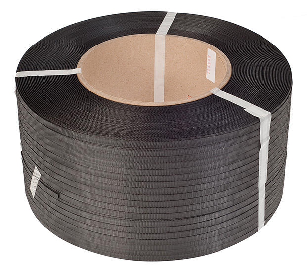 12mm 0,6 Strapping Patti Cember Black 1 Box in 2 Rolls, Around 20 Kg 011SI12