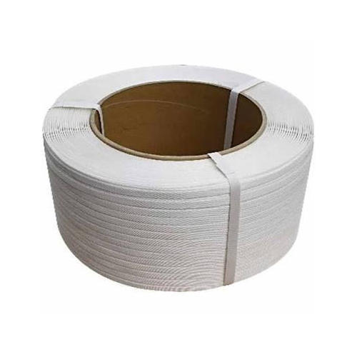 12mm 0,6 Strapping Patti Cember White 1 Box in 2 Rolls, Around 20 Kg 011BE12