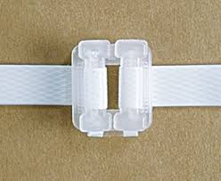 12mm PLASTIC clips for Strapping Patti 1 Package-1000 Pieces 02PT