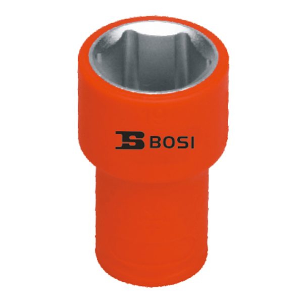 "16mm L-54mm 1000V VDE 1/2"" Dr.Socket BOSI BS600125"