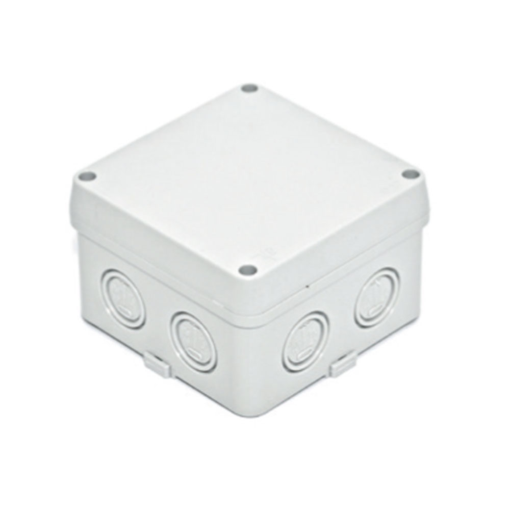110x110x70 -Screw Lid box (IP 67) code 3310-213-0600 TP ELEKTRİK