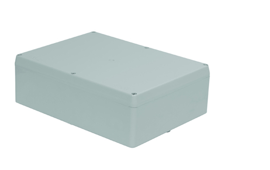 210x280x90 - Opaque Cover (IP67) (without cable entry) code 3310-215-0600D TP ELECTRIC