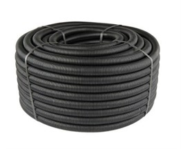 16 mm PVC Flexible Conduit Black MUTLUSAN 0010204000160011