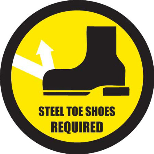 *STEEL TOE SHOES REQUİRED TWEMPZ-10613